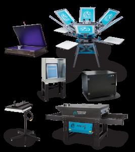 Workhorse Screen Printing Equipment Starter Package 4
