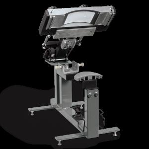 1 color Cap Max Screen Printing Press