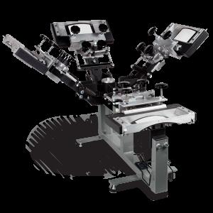 4 color Cap Max Screen Printing Press