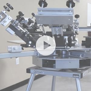 Manual Screen Printing Machine Precision Table Amp Bench Top