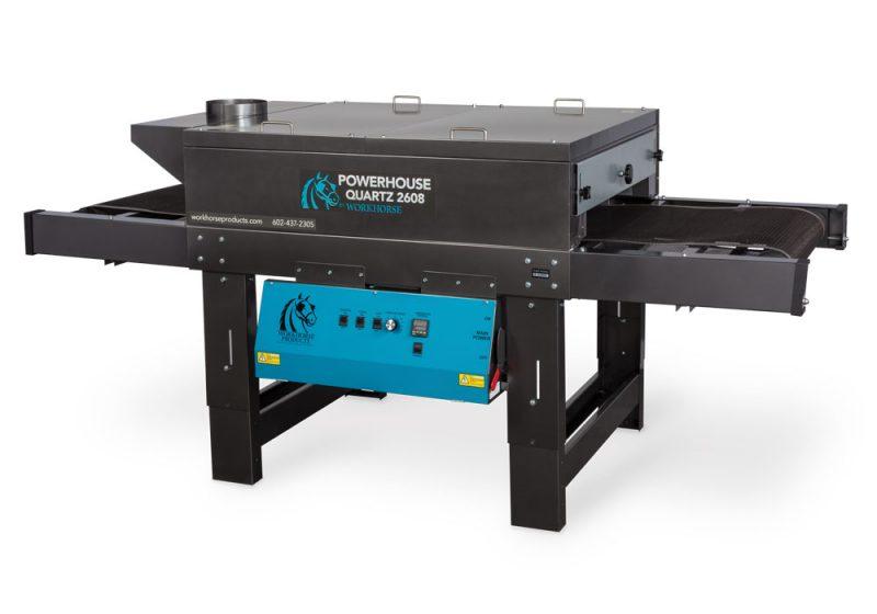 Powerhouse Quartz Dryer